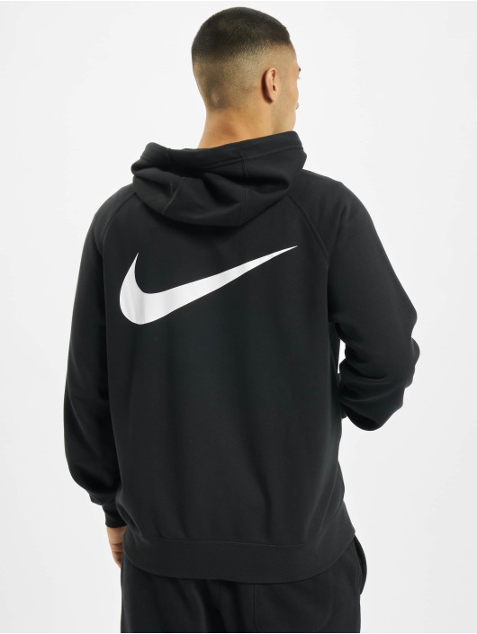 Nike Zip Hoodie Sportswear Swoosh черный