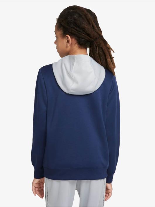 Nike Zip Hoodie Repeat blå
