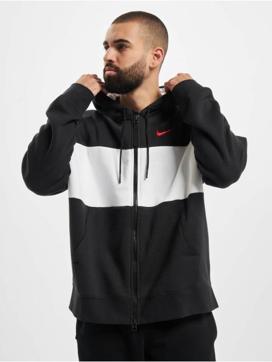 Nike Zip Hoodie Air Full Zip Fleece black