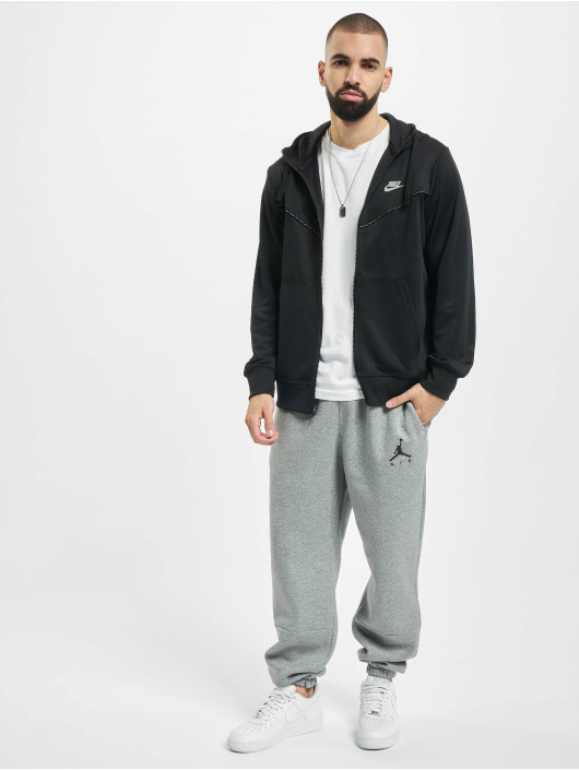 Nike Zip Hoodie Repeat PK Full black