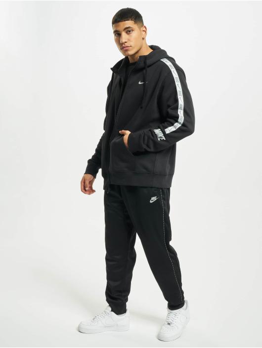 Nike Zip Hoodie Repeat Fleece Full czarny