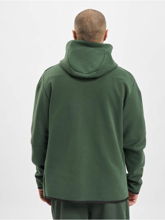 Nike Zip Hoodie M Nsw Tch Flc Fz Wr grøn