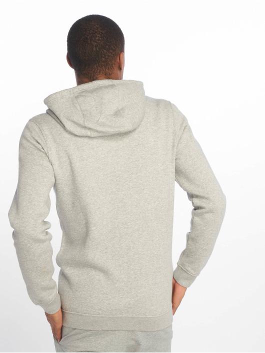 Nike Zip Hoodie Sportswear grau
