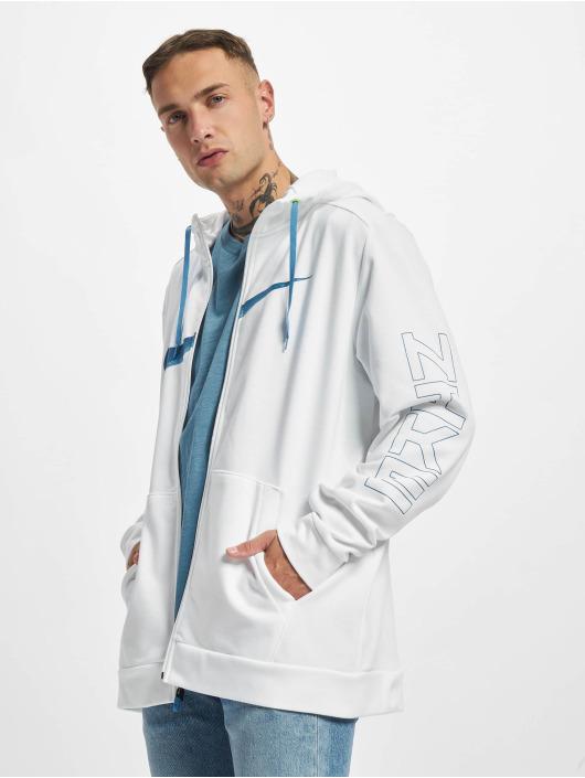 Nike Zip Hoodie Flex Energy hvit