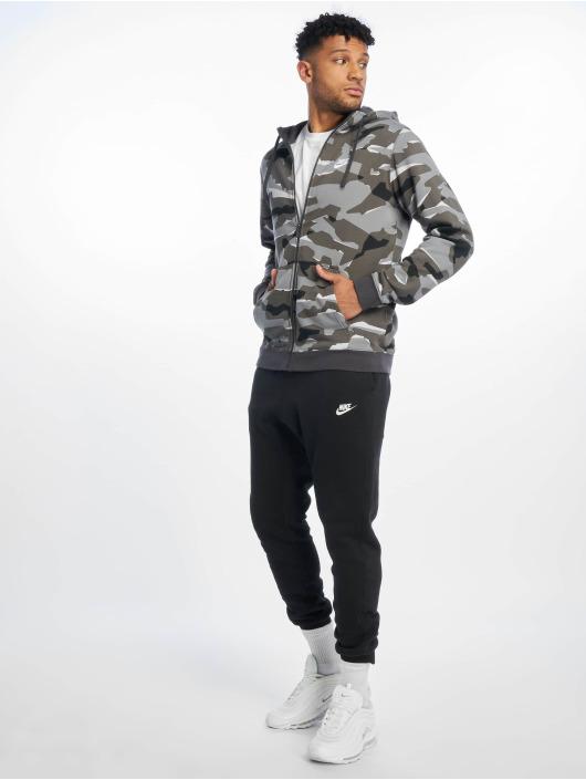 Nike Zip Hoodie Club Camo FZ FT maskáèová