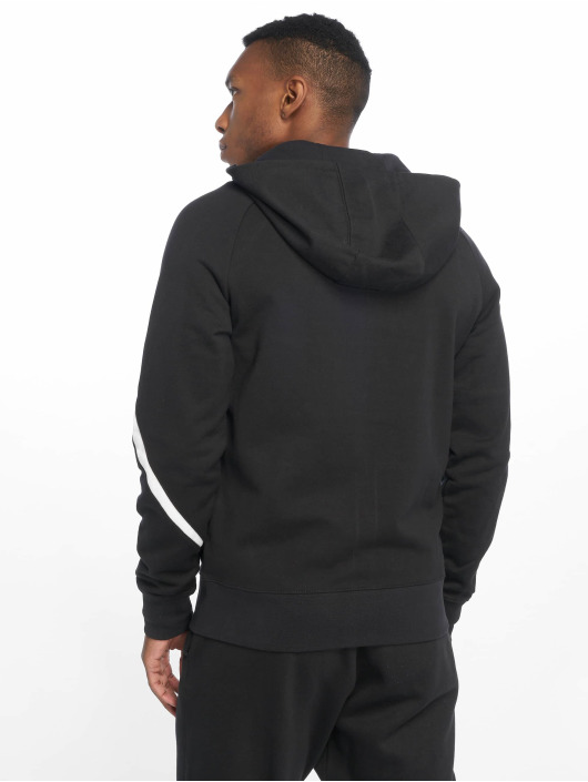 Nike Zip Hoodie HBR FZ FT schwarz