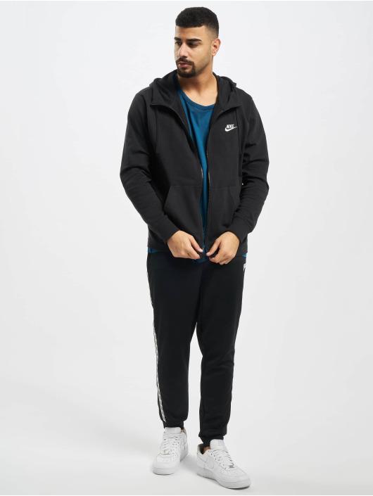 Nike Zip Hoodie Full Zip JSY schwarz