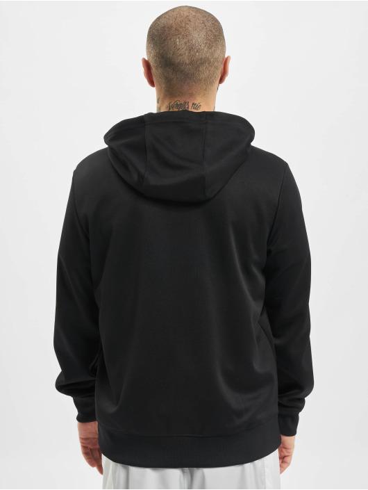 Nike Zip Hoodie Repeat PK Full Zip schwarz