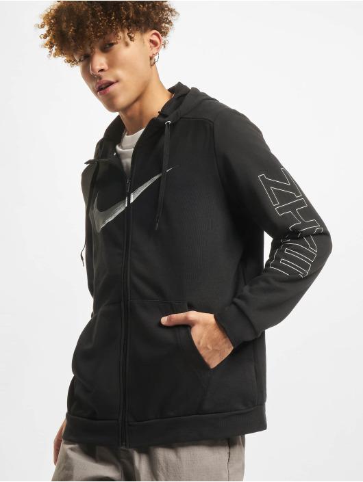 Nike Zip Hoodie Flex Energy schwarz