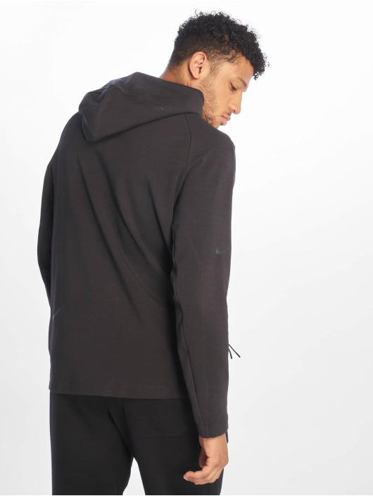 Nike Zip Hoodie Tech Pack svart