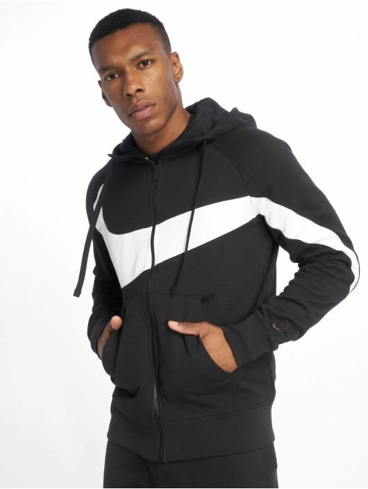 Nike Zip Hoodie HBR FZ FT svart