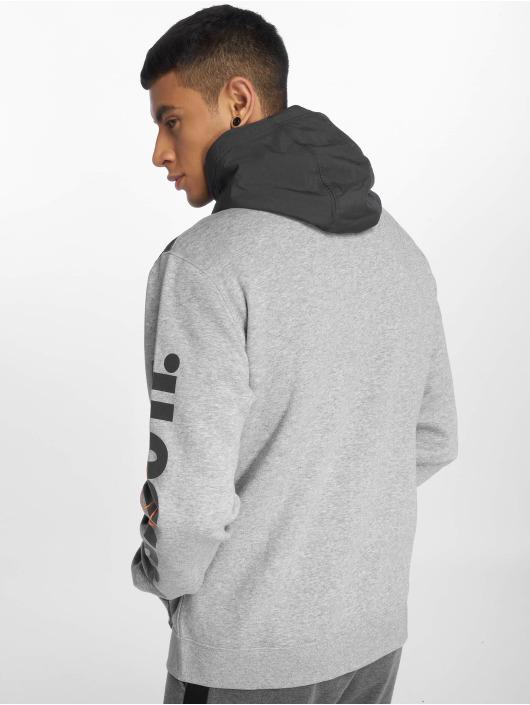 Nike Zip Hoodie  szary