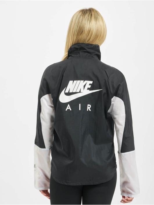 nike air jas zwart