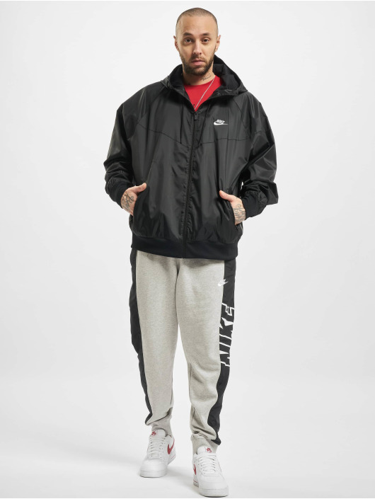 Nike Zomerjas M Nsw Spe Wvn Hd zwart