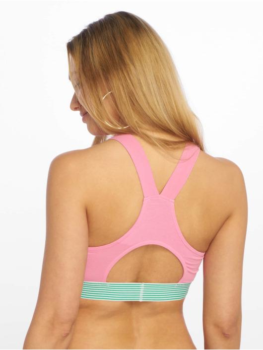 Noisy May Športová podprsenka nmEva Sports pink