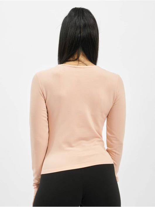 Noisy May Пуловер nmSara розовый