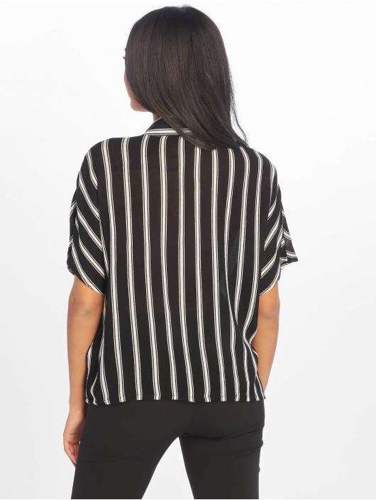 Noisy May Bluser/Tunikaer nmMelissa Short Sleeve 2 svart