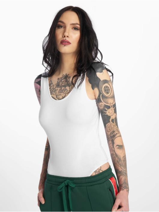 577229 Nmkerry May Noos Body Femme Blanc Noisy 4Ajq3L5R