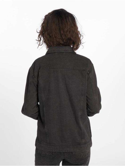 Noisy May Denim Jacket nmOle Noos Denim black