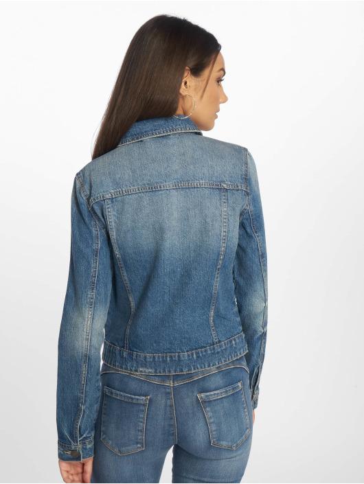 Noisy May Denim Jacket nmAda blue