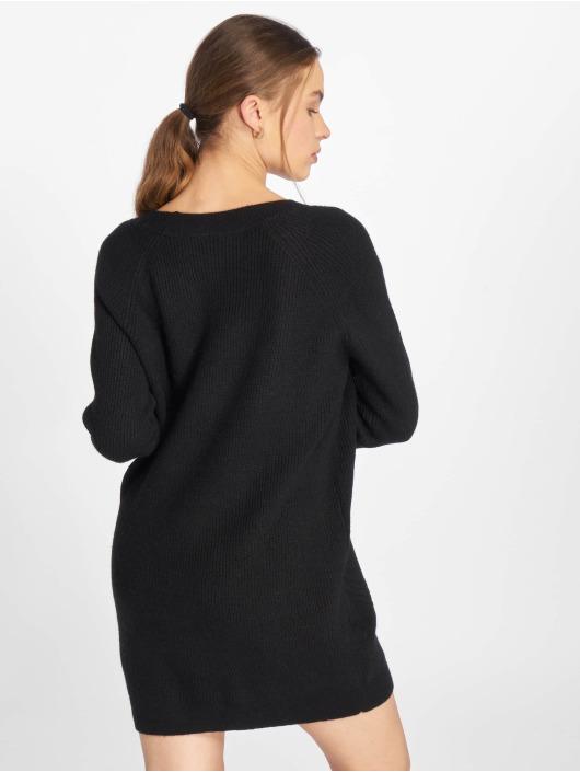 Noisy May Dress nmSati Cable Knit black