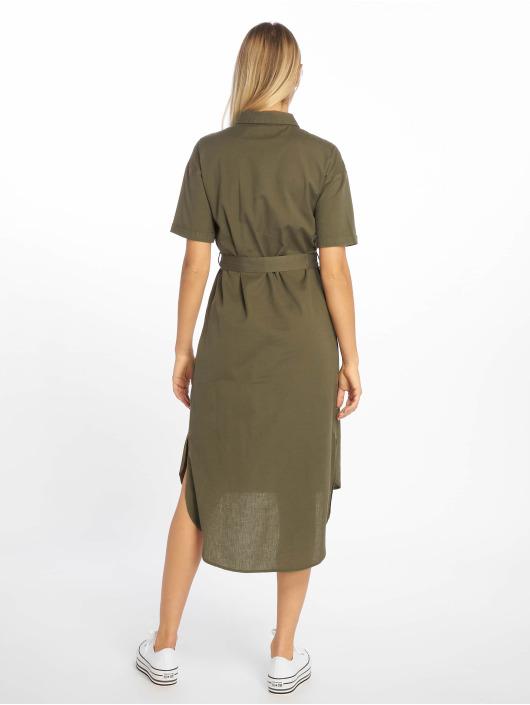 Noisy May Dress nmLine olive