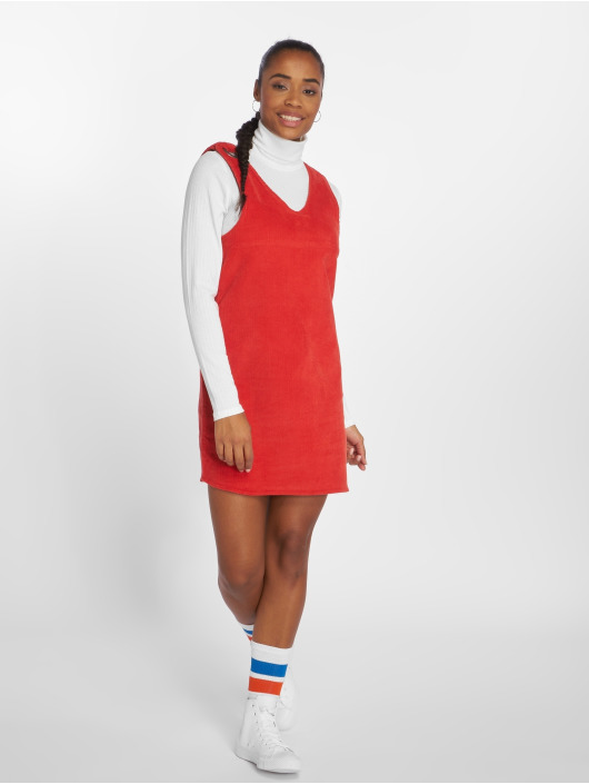 Noisy May Dress nmClaire red