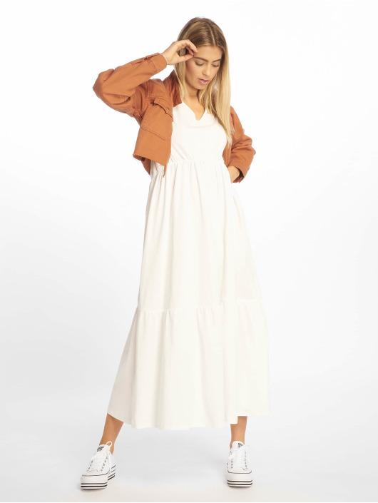 Noisy May Dress nmSela white
