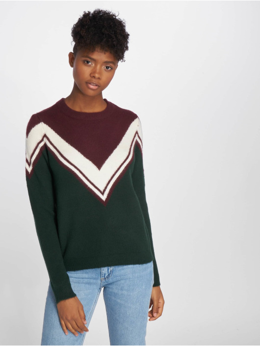 Noisy May Gensre nmBow Knit red