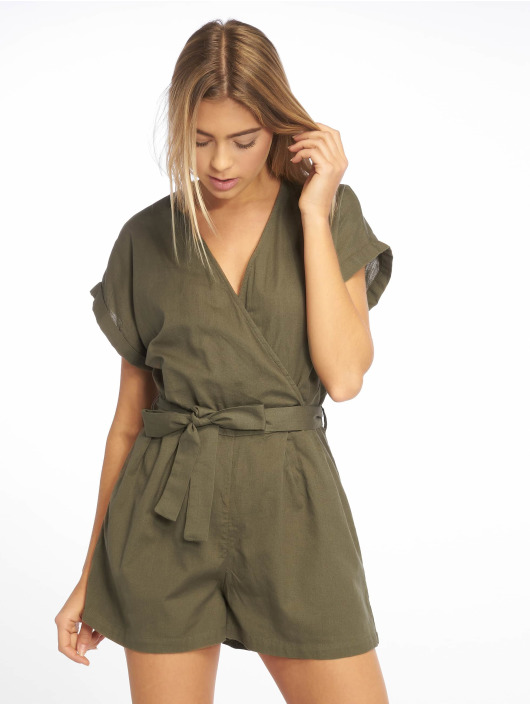 Noisy May Jumpsuits nmLine oliven
