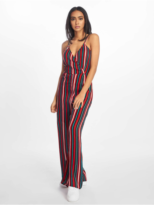 Noisy May Jumpsuits nmMelissa red