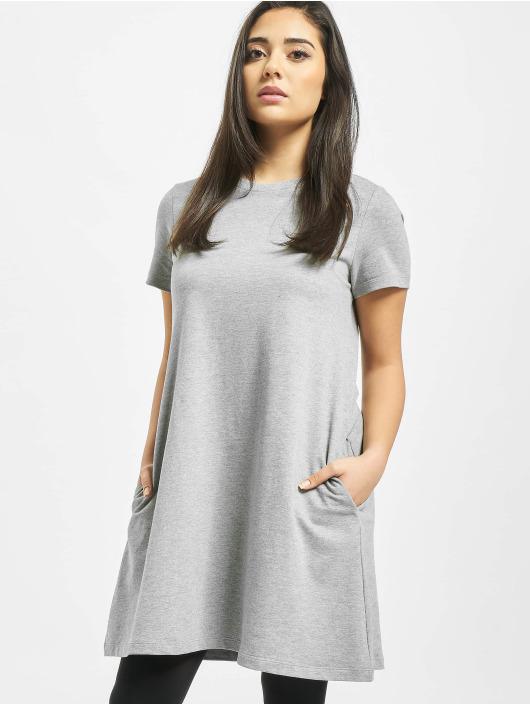 Noisy May Kleid nmLuni Pocket grau