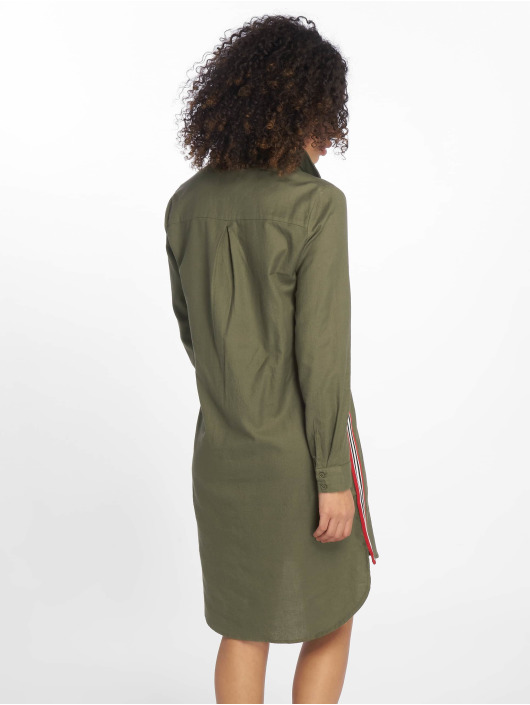 Noisy May Kleid nmCurtis olive