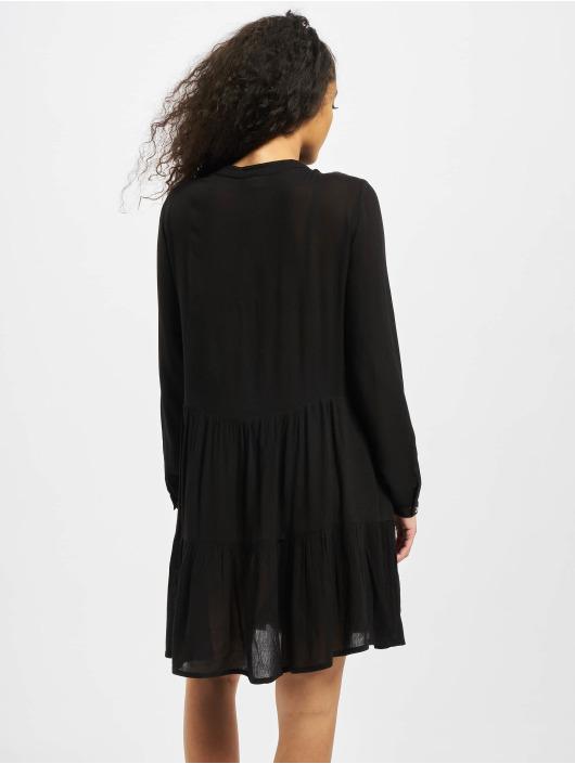 Noisy May Kleid NnmFleur schwarz