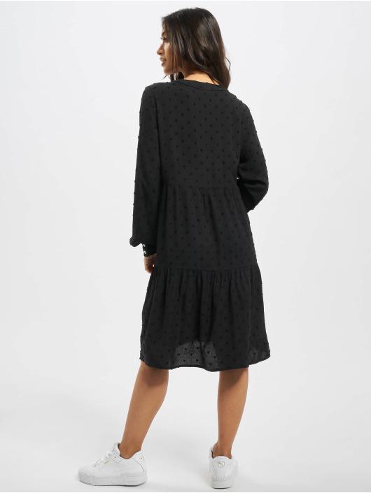 Noisy May Kleid nmDobby V-Neck schwarz