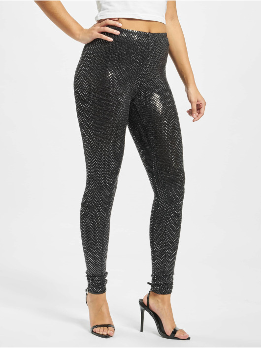 Noisy May Legging nmNight schwarz