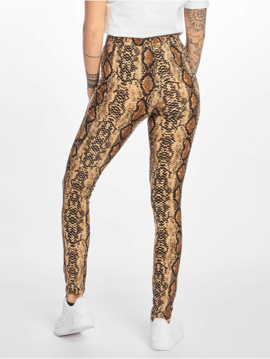 Noisy May Leggings/Treggings nmSally svart