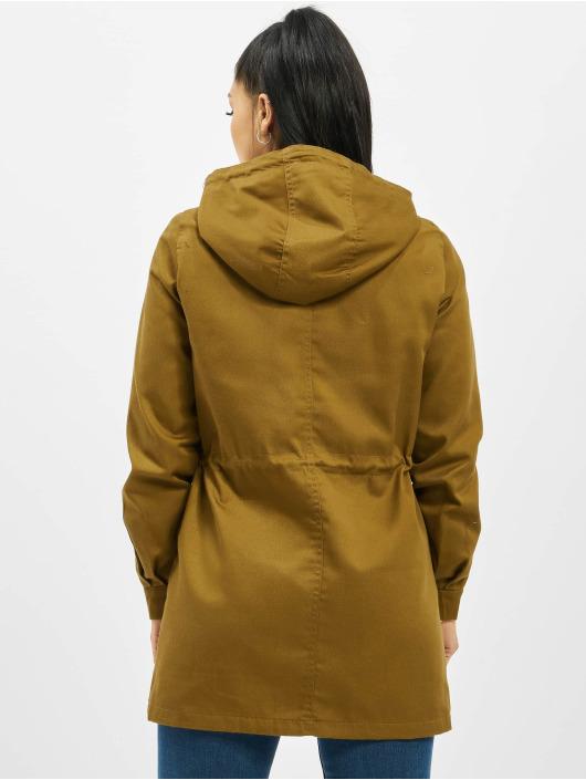 Noisy May Lightweight Jacket nmDrew Long khaki
