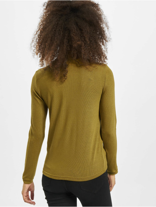 Noisy May Longsleeves nmAvery Knit khaki