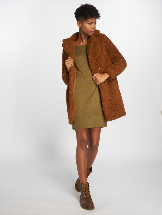 Noisy May Manteau nmGabi brun