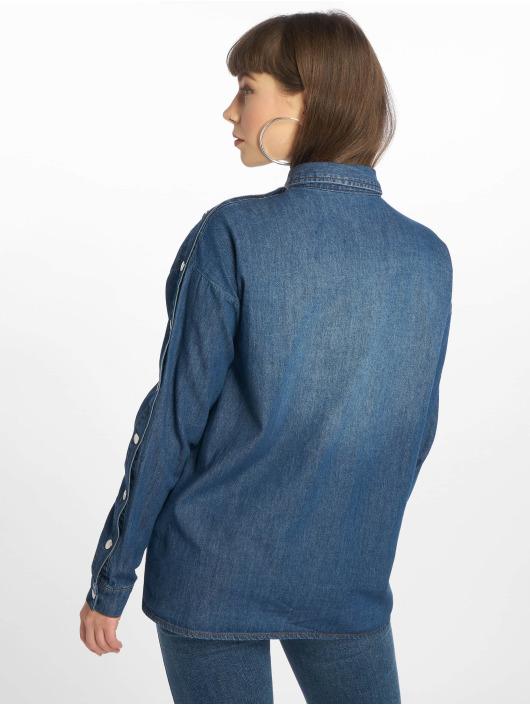 Noisy May overhemd nmErik blauw