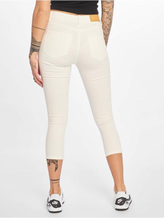 Noisy May Pantalon chino nmLucy blanc