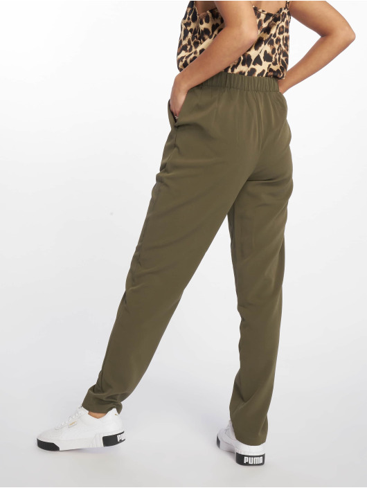 May Pantalon Chino Recycle Femme Nmmatti 597273 Olive Noisy wvm80Nn