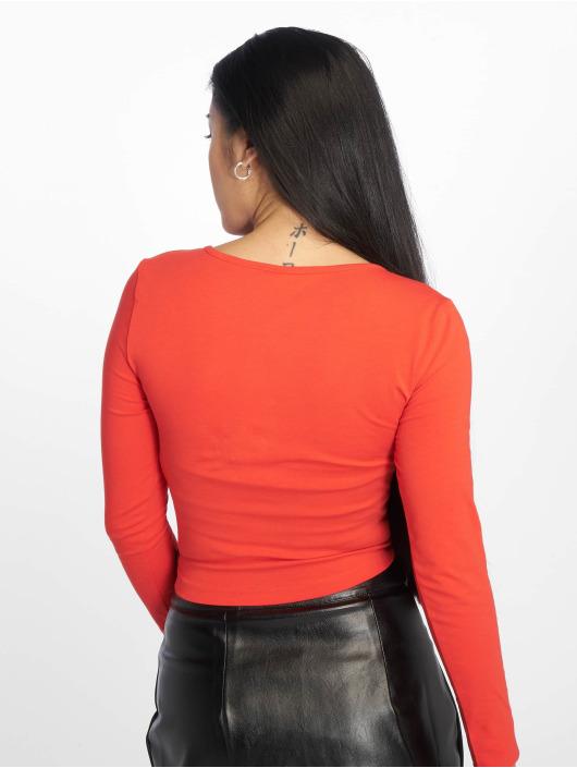 Noisy May Pitkähihaiset paidat nmLaila punainen