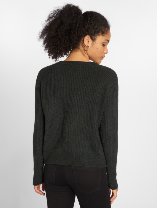 Noisy May Pullover nmElvitta Knit grau