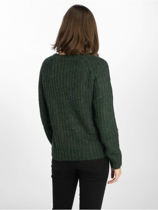 Noisy May Pullover nmSuzu Cable grün