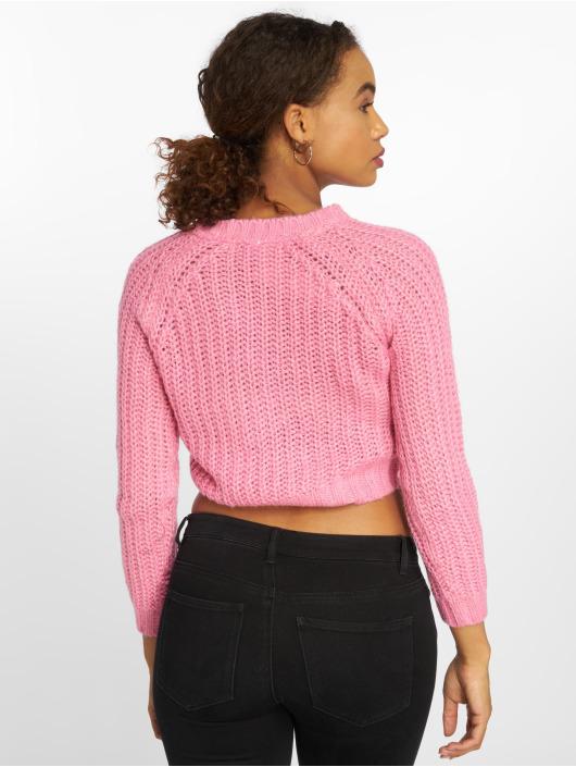 Noisy May Pullover nmMorena pink