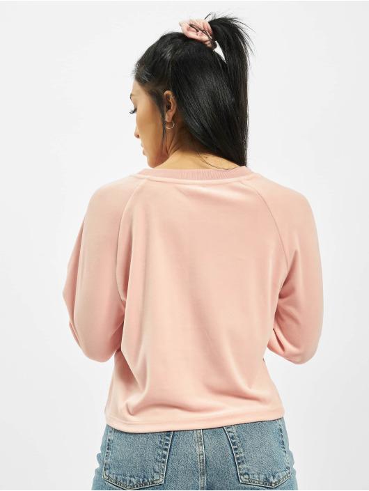 Noisy May Pullover nmPira Raglan pink
