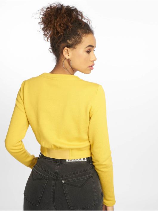 Noisy May Pullover nmEcem yellow