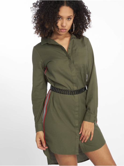 Noisy May Robe nmCurtis olive